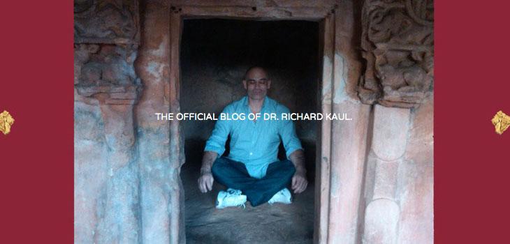 Richard Kaul, M.D. / Courtesy: Official Dr. Richard Kaul Blogsite