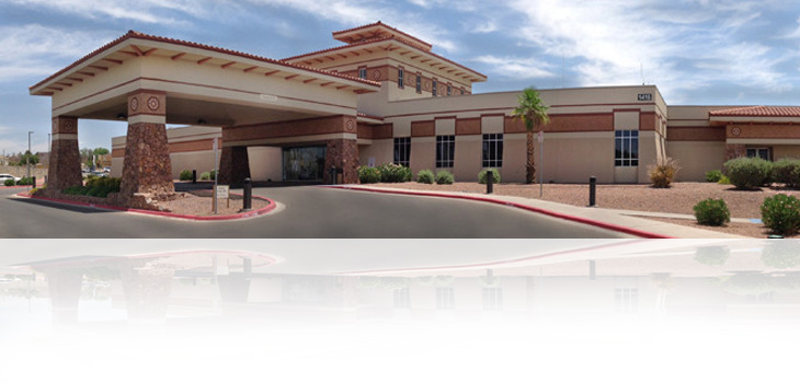Foundation Surgical Hospital Of El Paso Excellence Award